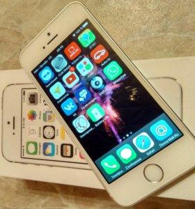 iPhone 5s, в идеальном состоянии