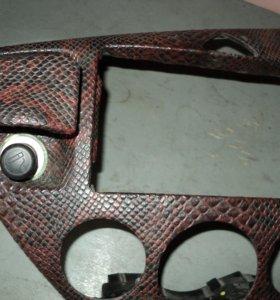 Блок управления отопителем Ford Focus1 A715N