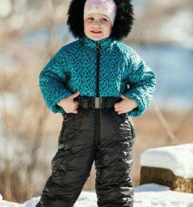 Новый зимний комбинезон