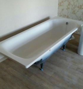Ванна стальная 170 см новая