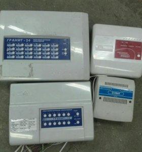 Приборы для сигнализаций