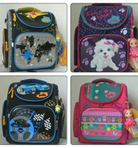 Детский школьный рюкзак/ранец Delune