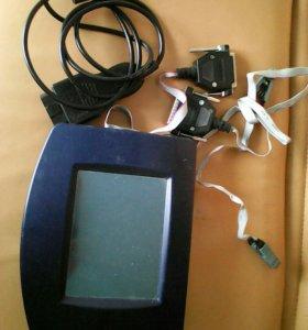 Сканер корректировки ошибок спидометра