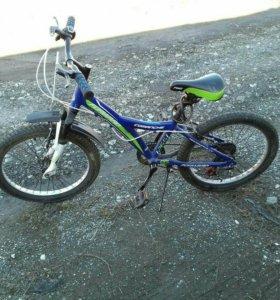 Подростковый велосипед г.Лесной