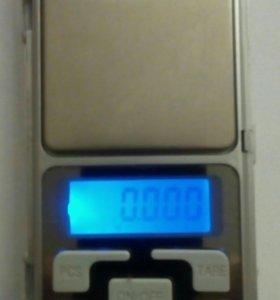 Весы цифровые.