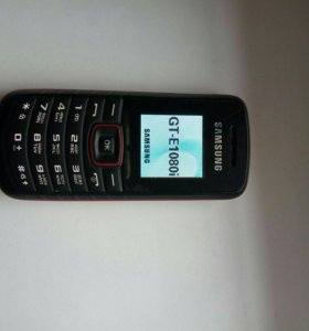 Телефон Samsung GT-E1080i