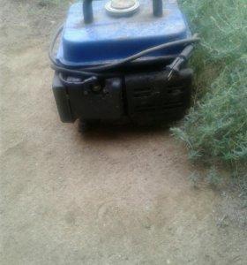 Бенза генератор 600 ват