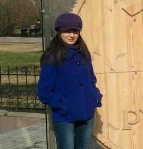 Пальто + шапка и шарф