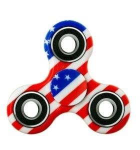 Америка флаг спиннер