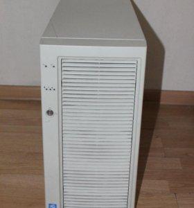 Сервер компьютер Intel
