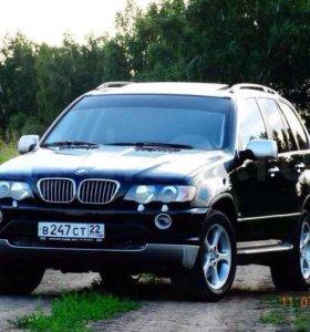 Комплект колес BMW X5. R-18.