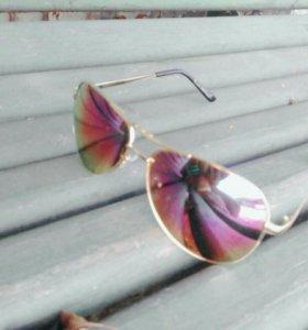 Красивые летние очки