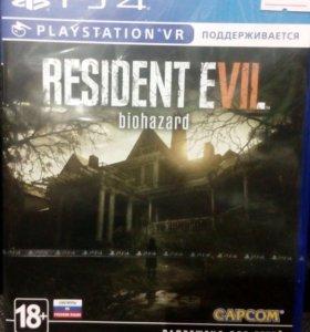 Prey PS4, Resident Evil 7 Biohazard PS4