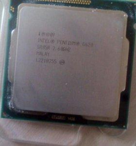 Intel pentium g620 2.6ghz 1155