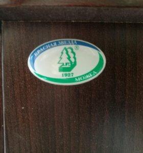 Комод с пеленальным столиком.