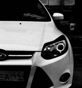 Фары на форд фокус 3