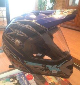 Шлем для кроссовика или эндурика LS2
