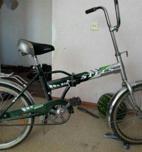 Велосипед STELS складной