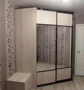 Шкафы купе, встроенная мебель, гардеробы