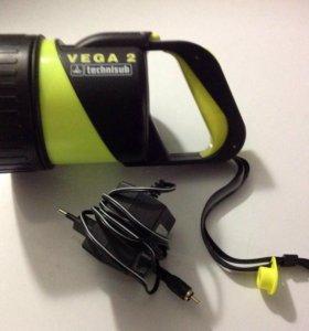 Подводный фонарь VEGA-2.