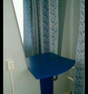 Парикмахерской туалет стол для визажа