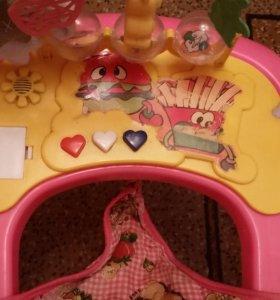 Детские музыкальные ходунки