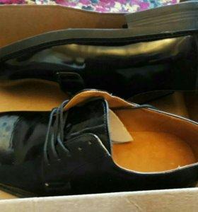 Туфли офисные новые