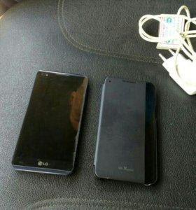 Телефон LG X Power