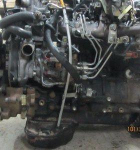 Двигатель в сборе Toyota 2L-TE