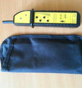 Сигнализатор скрытой проводки. Дятел - Е 121