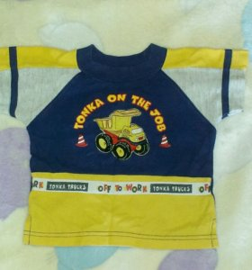 Детские футболки 86 размера