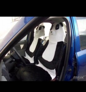 Чехлы на сидения в автомобиль