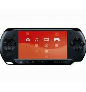 Sony PSP практически новая
