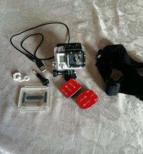 GoPro Hero silver (экшн камера)