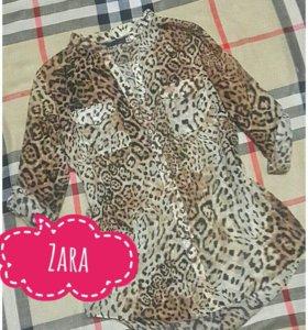 Рубашка Zara 42-46