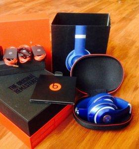 наушники Beats Studio 2.0 (blue)