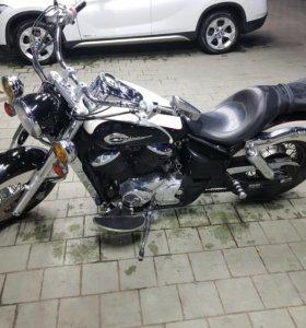 Honda Shadow VT750 ACE (Обмен)