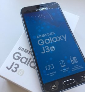 Samsung J3 (2016) новый.