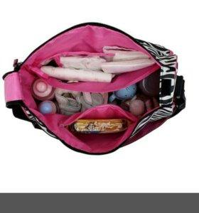 Многофункциональная сумка для мам