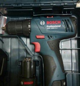 Шуруповёрт Bosch Professional GSR 1080-2-li