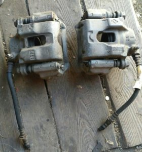 Продам передние суппорта gx81