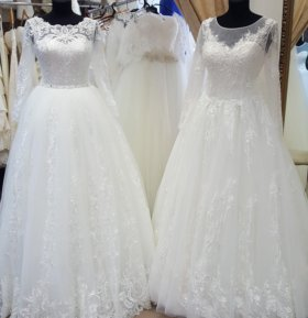 Прокат/продажа свадебных платьев
