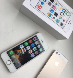 iPhone 5s 64 gold