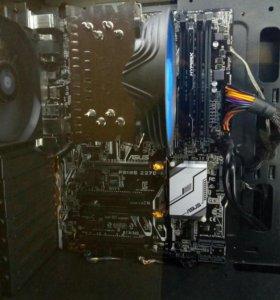 Компьютер на i5 7600k