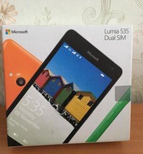 Телефон Microsoft Lumia 535 Dual SIM