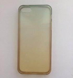 Чехол на iPhone 5; 5s