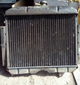 Радиатор волга 29 меный