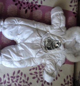 Зимний комбинезон- трансформер Malek Baby
