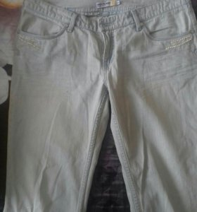 Джинсы и брюки 34р-р
