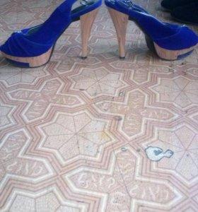 Басаножки и туфли